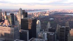 Manhattan Skyline 2 Footage
