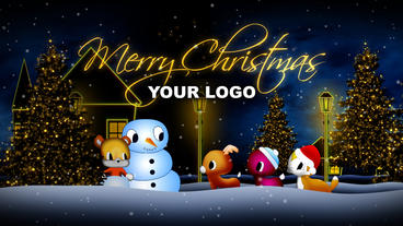 Christmas Kids 2013 After Effects Template