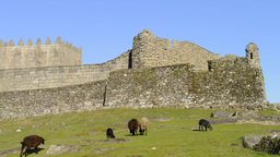Lindoso Castle Footage