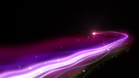 Light streaks C 2 Aa HD Animation