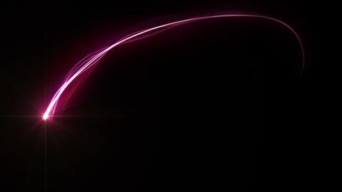Light streaks D 1 Ba HD Stock Video Footage