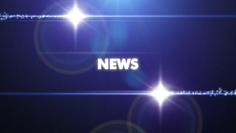 News Stock Video Footage