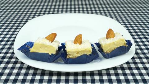 Vanilla sweets Footage