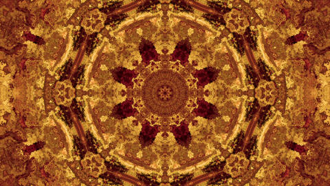 Mandala Background Design Stock Video Footage