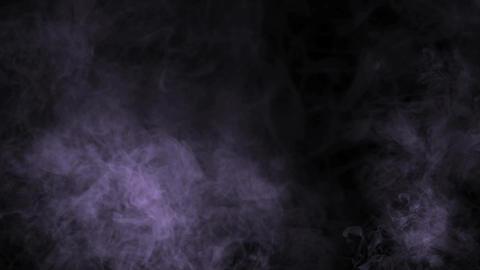 Smoke - Loop - II Stock Video Footage