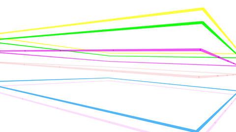 Neon tube R b A 3h HD Animation