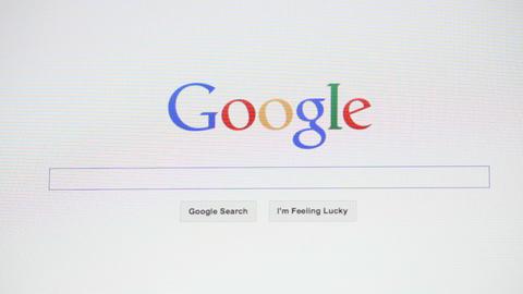 Google 4 SHOTS Stock Video Footage