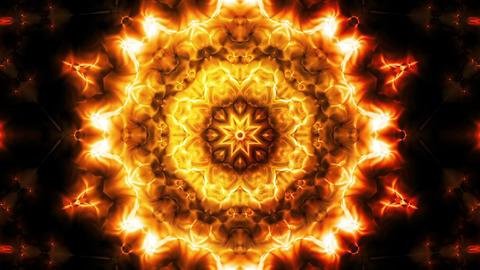 Mandala Background Design Stock Video Footage