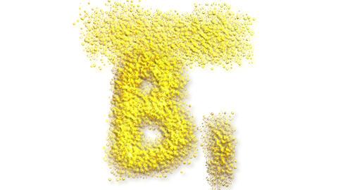 B1 Vitamin Stock Video Footage