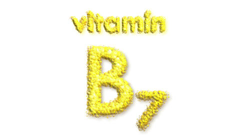 B7 Vitamin Stock Video Footage