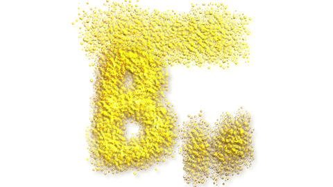 B16 Vitamin Animation