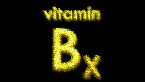 Bx Vitamin 2 Stock Video Footage