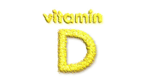 D Vitamin Stock Video Footage