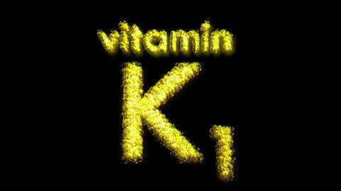 K1 Vitamin 2 Stock Video Footage