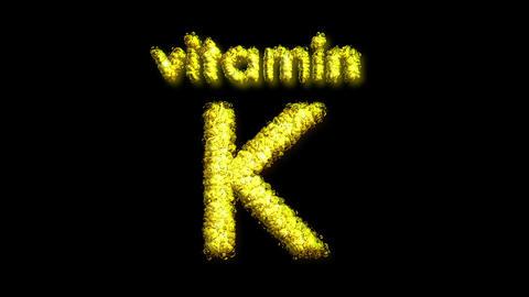 K Vitamin 2 Stock Video Footage