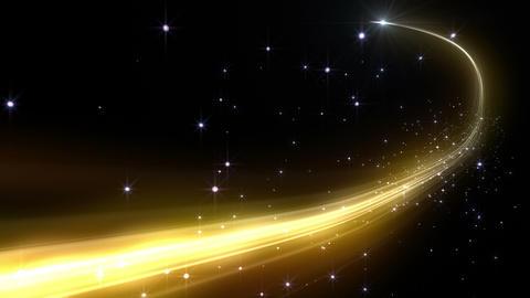 Light streaks F 2 Ab 2 HD Stock Video Footage