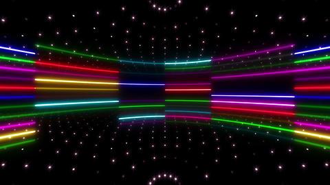 Neon tube R c D 2 HD, CG動画素材