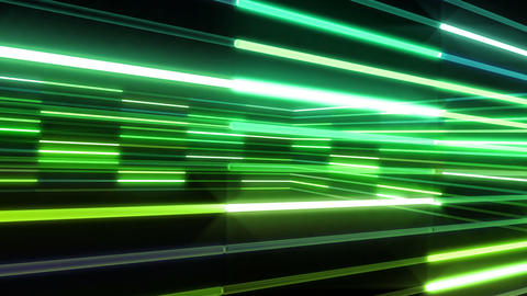 Neon tube R b A 4 HD CG動画