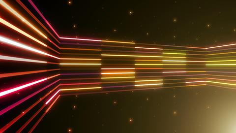 Neon tube R b C 4 HD Stock Video Footage