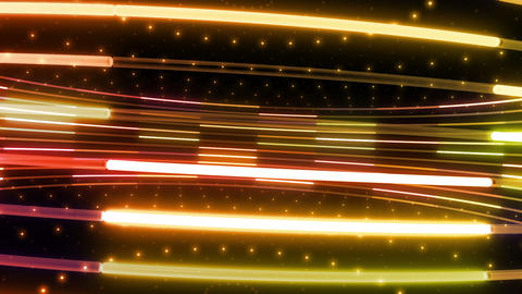 Neon tube R c A 4 HD Stock Video Footage