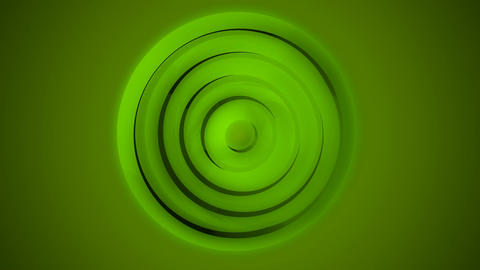 soft green motion Animation