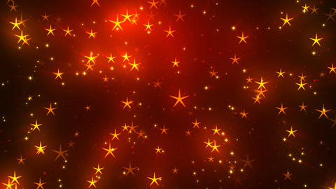 Celebration Stars 2 Stock Video Footage