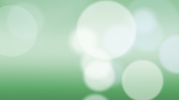 Loopable green soft abstract background Stock Video Footage