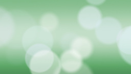 Loopable green soft abstract background Animation