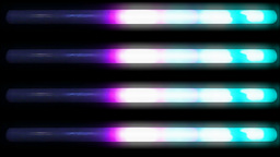 Neon Lights Stock Video Footage