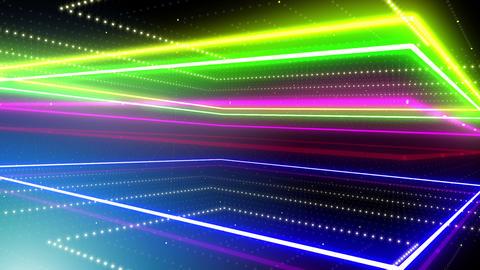 Neon tube R b A 5h HD CG動画