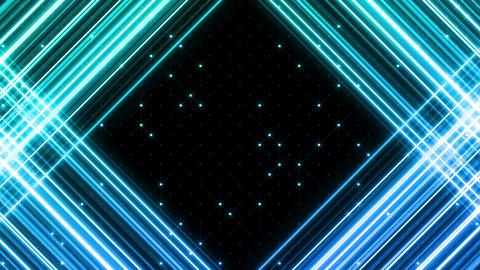 Neon tube R b G 5h HD CG動画