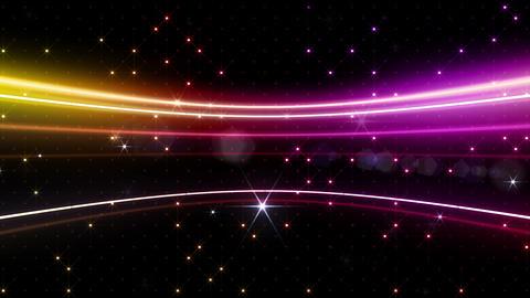 Neon tube R c B 5h HD CG動画