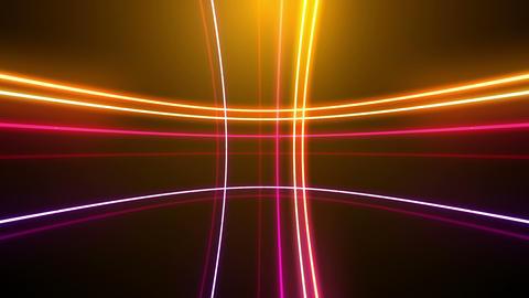 Neon tube R c D 5h HD CG動画
