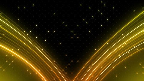 Neon tube R c F 5h HD Stock Video Footage