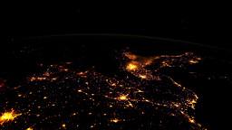 Spain France Western Europe Stock Video Footage