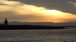 Rosses Point Peninsula Stock Video Footage