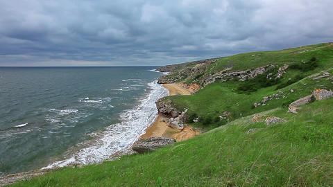 Maritime bay Footage