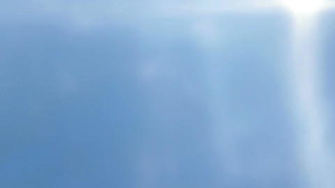Sunlight Overlay Stock Video Footage