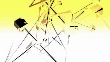 Abstract Futuristic high technology,Movement of me Animation