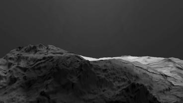 Gray Liquid Ocean Sea Water Lava Magma,mountain Orogeny & Volcanic Activity stock footage