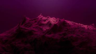 Red Liquid Ocean Sea Water Lava Magma,spray Waves & Volcanic Activity stock footage