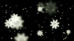 Falling Snow Animation Animation
