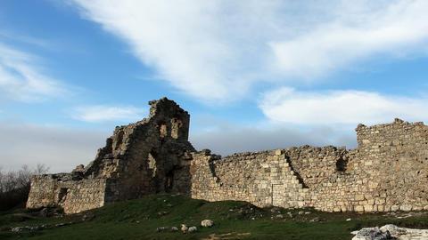 Citadel, XIV-XVIII centuries Stock Video Footage