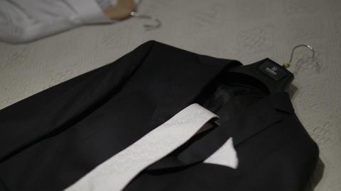 Wedding suit Footage