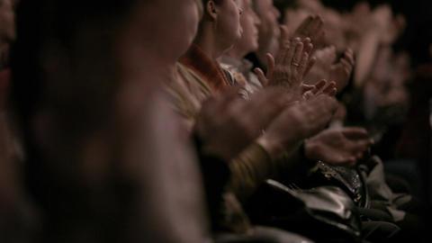 People applauding Stock Video Footage