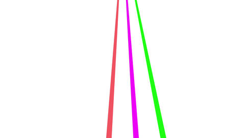 Neon tube W Mbf S L 3 HD Stock Video Footage