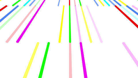 Neon tube W Mbm F S 3 HD Stock Video Footage