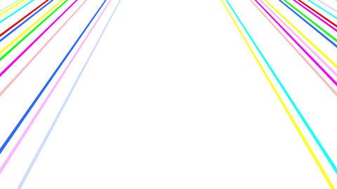 Neon tube W Msf S L 3 HD Stock Video Footage