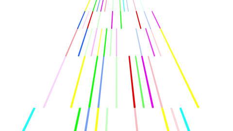 Neon tube W Msf S S 3 HD Stock Video Footage