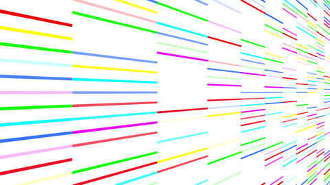 Neon tube W Nsm F S 3 HD Stock Video Footage